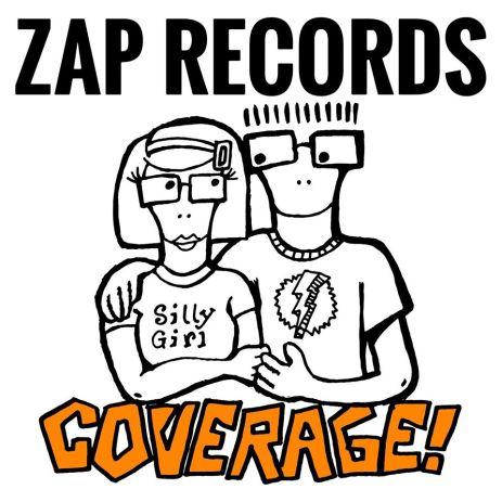 Zap Records Coverage Cover